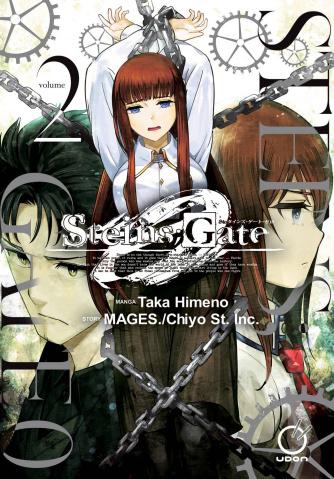 Steins;Gate 0 Vol. 2