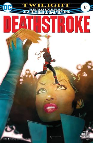 Deathstroke #17