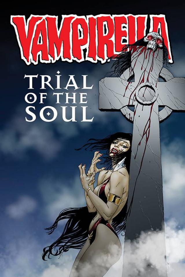 Vampirella: Trial of the Soul (Sears Cover)