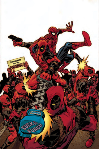 Spider-Man / Deadpool #33