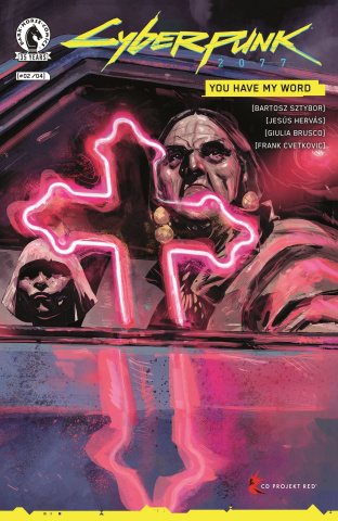 Cyberpunk 2077: You Have My Word #2 (Hervas Cover)