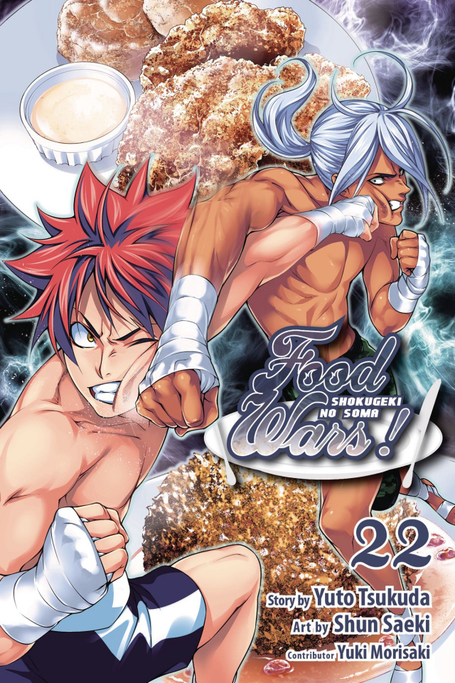 Food Wars! Shokugeki No Soma Vol. 22