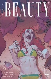 The Beauty #5 (Tisserand Cover)