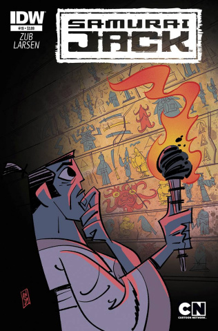 Samurai Jack #19