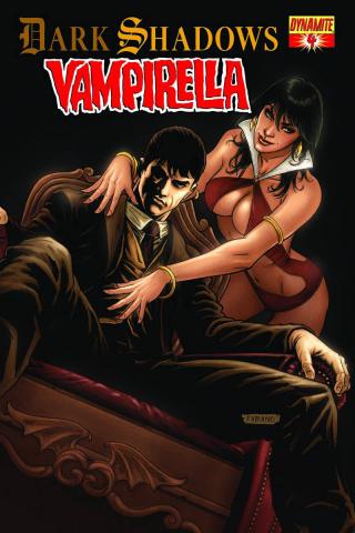 Dark Shadows / Vampirella #4