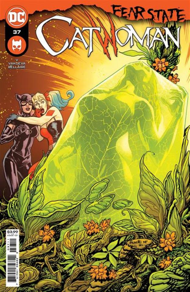 Catwoman #37 (Yanick Paquette Cover)