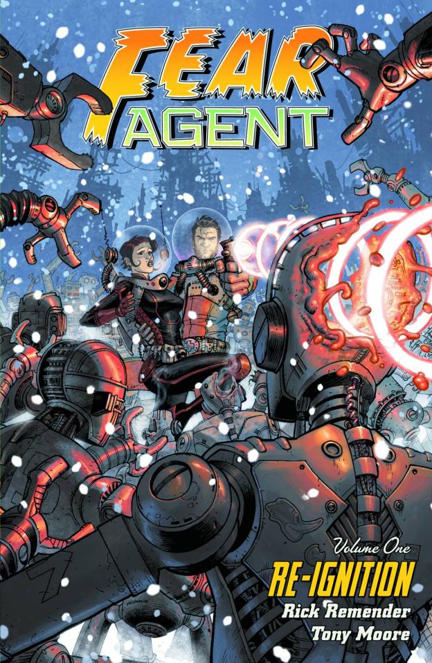 F.E.A.R. Agent Vol. 1: Re-Ignition