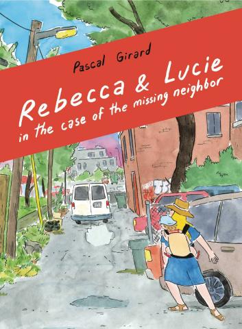 Rebecca & Lucie