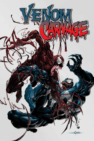 Absolute Carnage: Venom vs. Carnage #1 (True Believers)