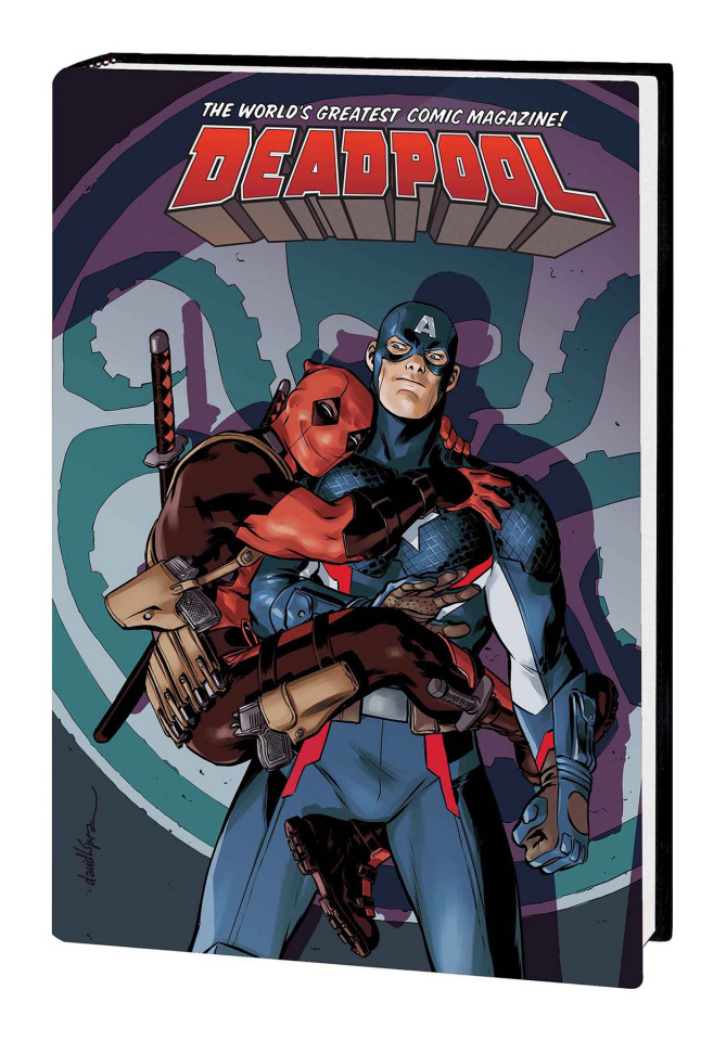 Deadpool: The World's Greatest Comic Book Magazine! Vol. 4