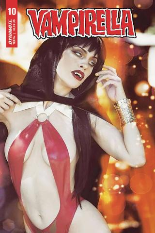 Vampirella #10 (Nixie Sweet Cosplay Cover)