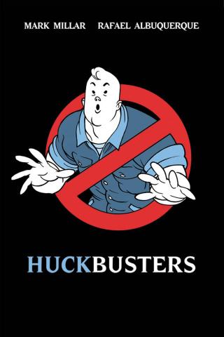 Huck #5 (Albuquerque Cover)