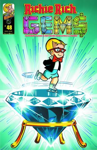 Richie Rich: Gems #48