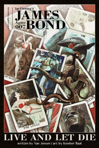 James Bond: Live and Let Die (Jensen Signed Edition)