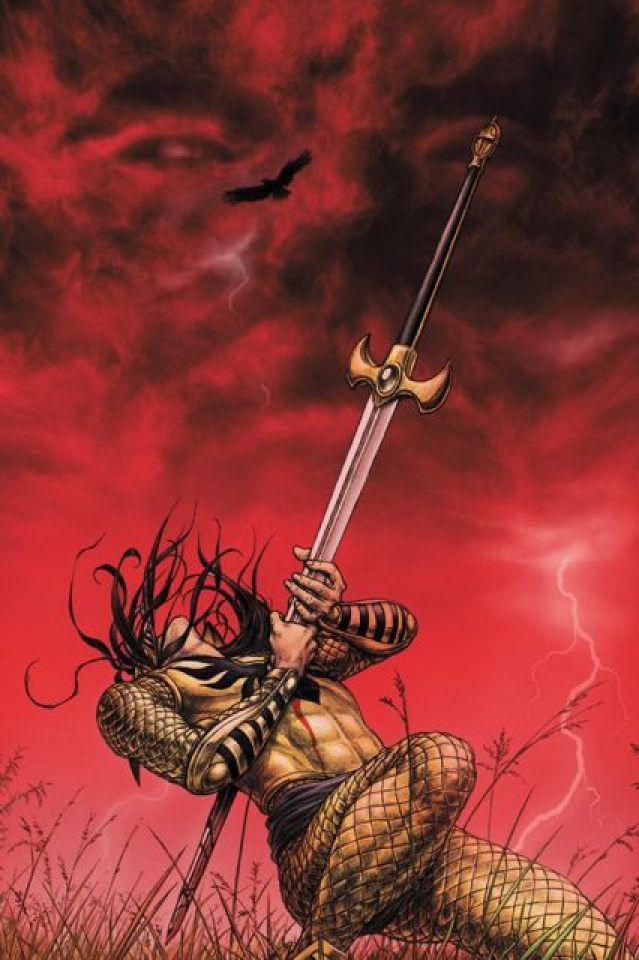 Demon Knights #4