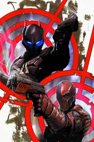 Batman: Arkham Knight - Genesis #5