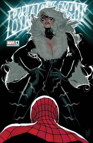 Black Cat #4 (Hughes Cover)