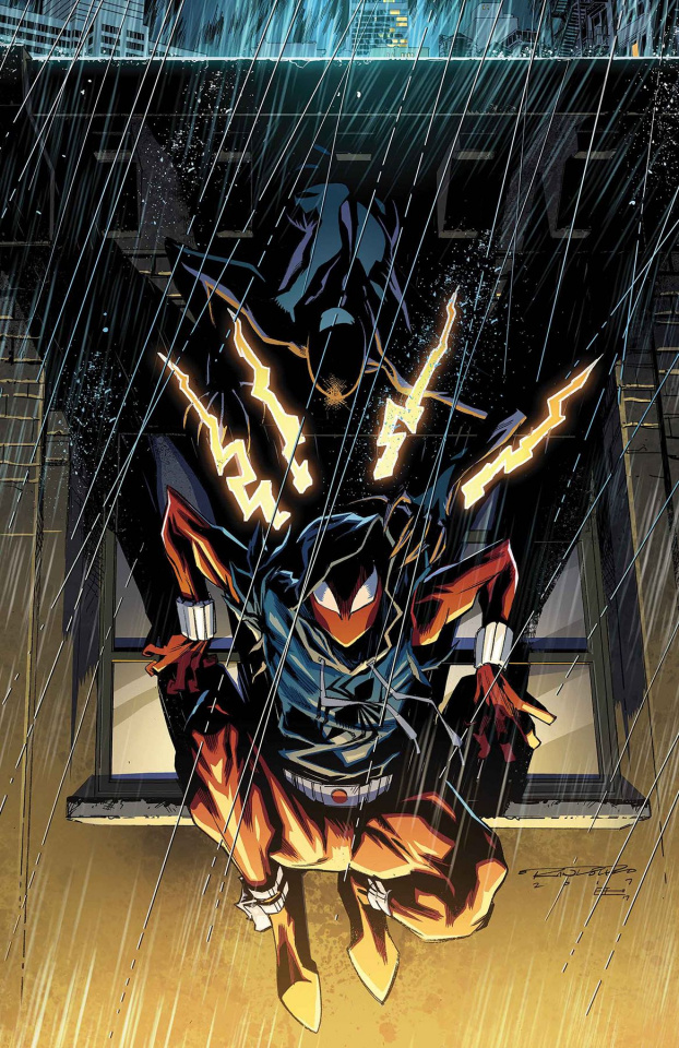 Ben Reilly: The Scarlet Spider #10: Legacy