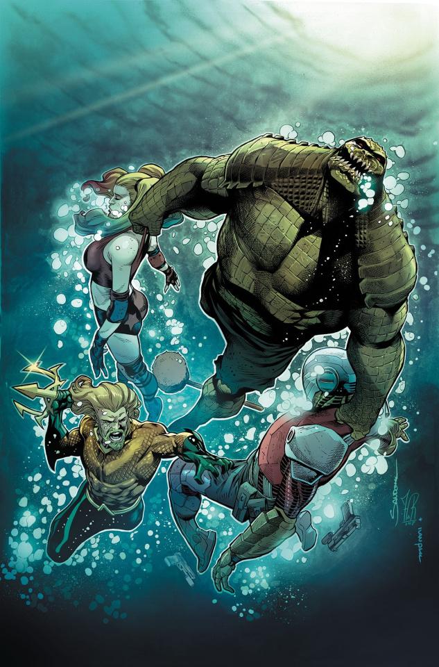 Suicide Squad #46: Sink Atlantis