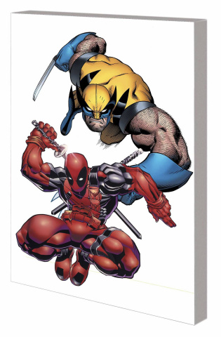 Marvel Universe Deadpool and Wolverine Digest
