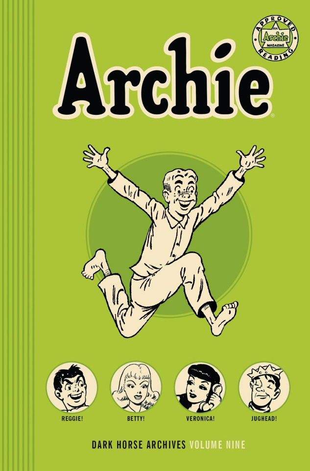 Archie Archives Vol. 9