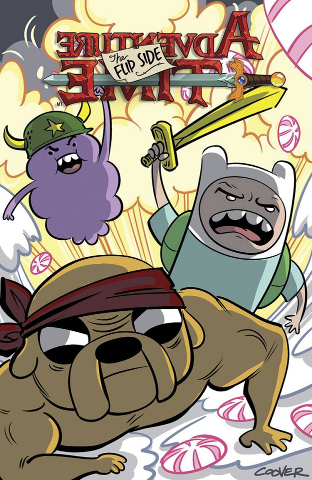 Adventure Time: The Flip Side #4