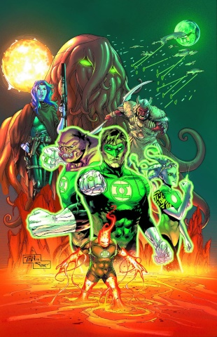Green Lantern Vol. 5: Test of Will