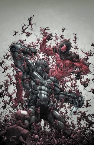 Minimum Carnage: Omega #1