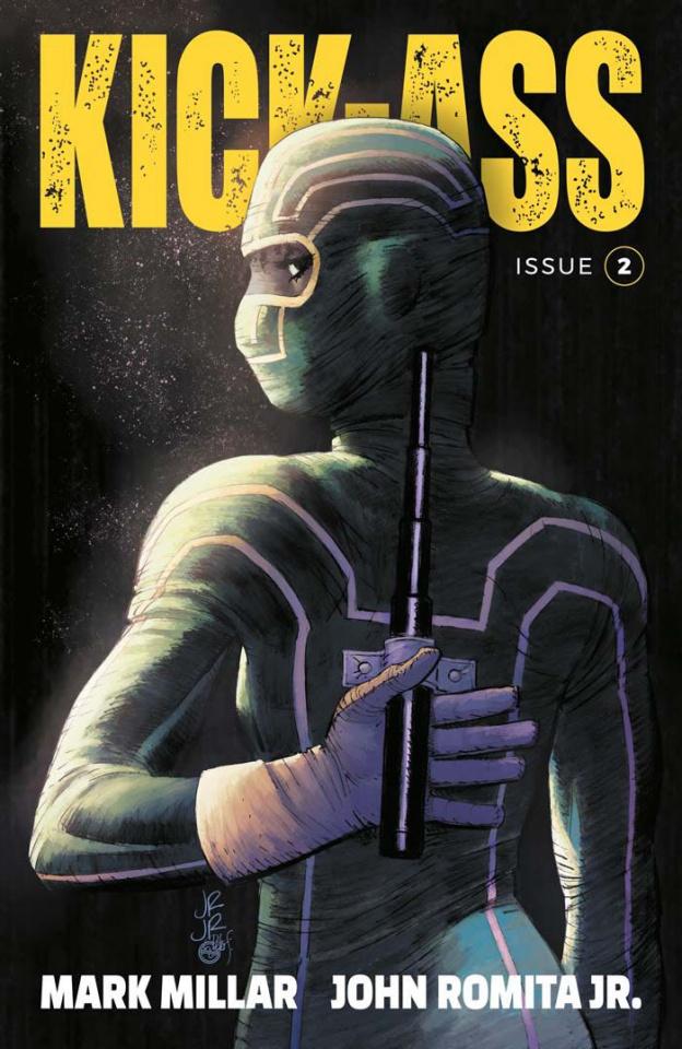 Kick-Ass #2 (Romita Jr. Cover)
