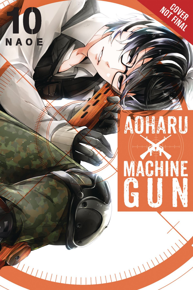 Aoharu X Machinegun Vol. 10