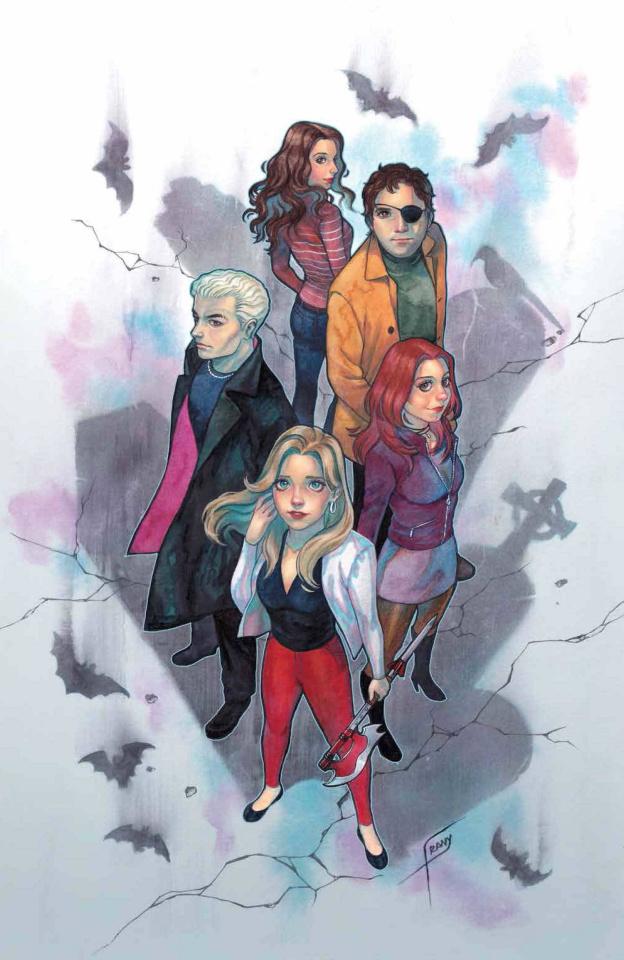 Buffy the Vampire Slayer #25 (10 Copy Frany Cover)