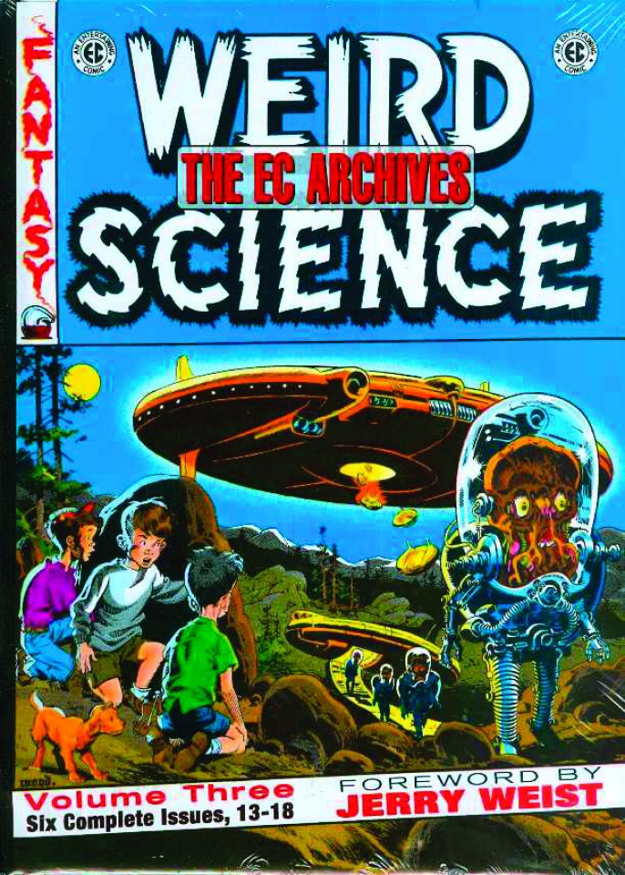 The EC Archives: Weird Science Vol. 3
