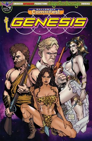 Genesis (Halloween ComicFest 2018)