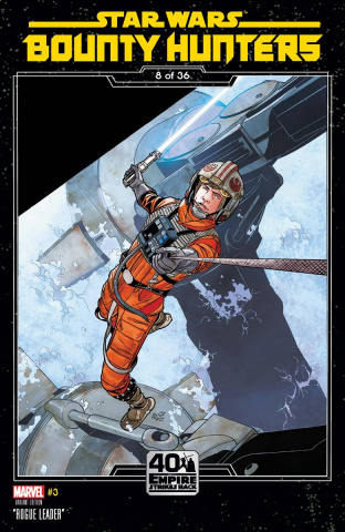 Star Wars: Bounty Hunters #3 (Sprouse Empire Strikes Back Cover)