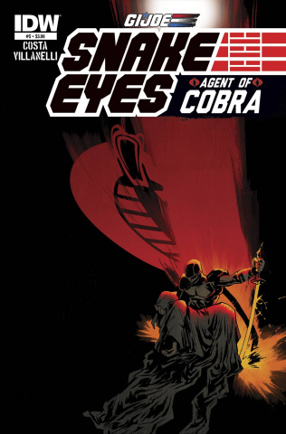 G.I. Joe: Snake Eyes - Agent of Cobra #5