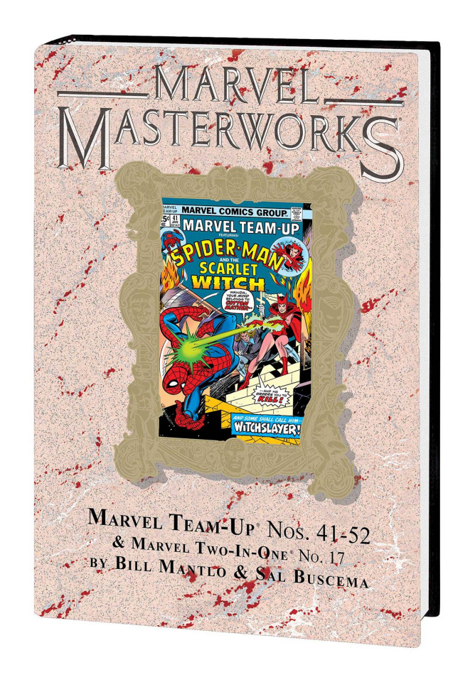 Marvel Team-Up Vol. 5 (Marvel Masterworks)