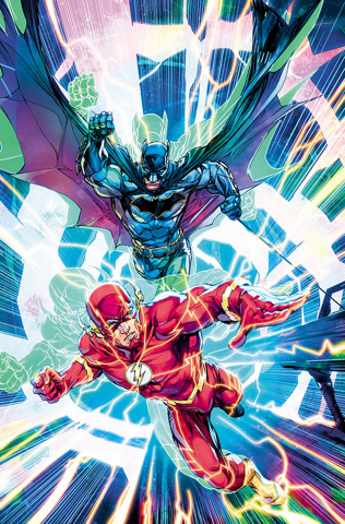The Flash #21 (Variant Cover)