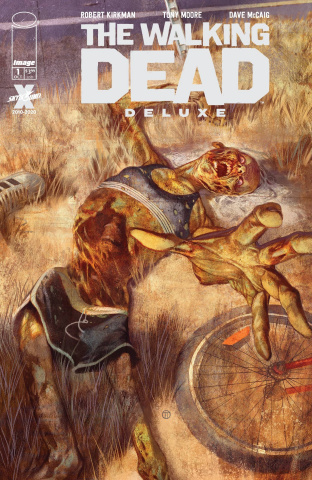 The Walking Dead Deluxe #1 (Tedesco Cover)