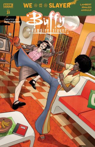 Buffy the Vampire Slayer #31 (Georgiev Cover)