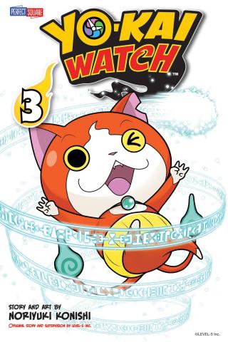 Yo-Kai Watch Vol. 3