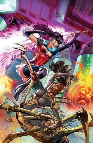 Grimm Fairy Tales #54 (Vitorino Cover)