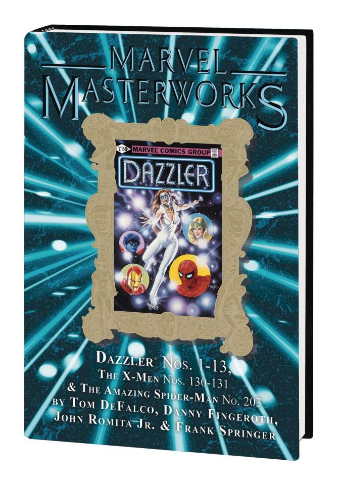 Dazzler Vol. 1 (Marvel Masterworks)