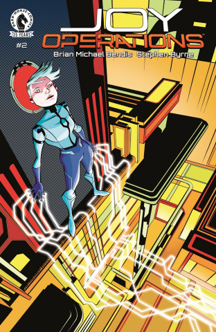 Joy Operations #2 (Oeming Cover)