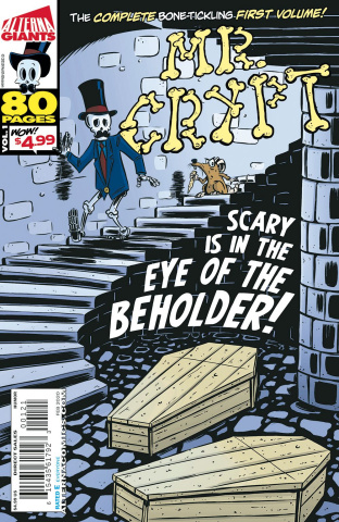Alterna Giants: Mr Crypt Vol. 1