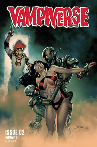 Vampiverse #2 (Bonus Castro Cover)