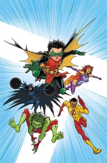 Teen Titans #1 (Variant Cover)
