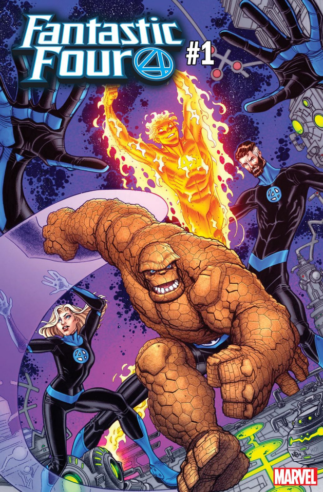 Fantastic Four #1 (Bradshaw Cover)