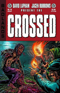 Crossed: Badlands #10 (Auxiliary Edition)