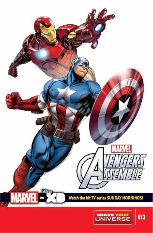 Marvel Universe: Avengers Assemble #13