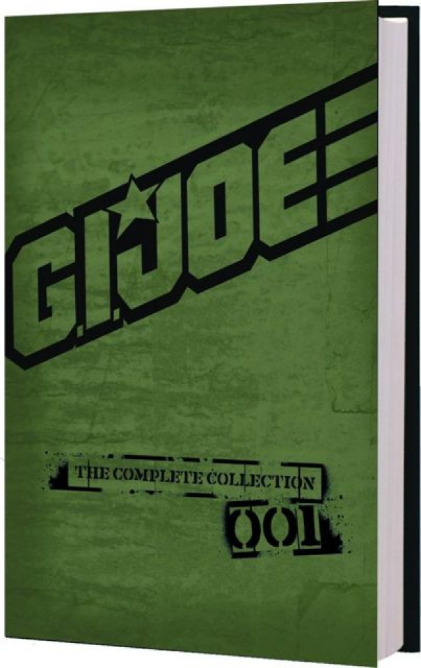 G.I. Joe: The Complete Collection Vol. 001